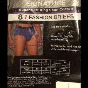 073db8b43b03 Fruit of the Loom Underwear & Socks - NWT Men's Fruit of the Loom Signature  Briefs